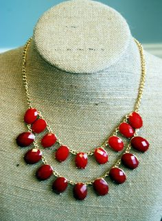 Red Ombre Necklace ‹ Walker Pharmacy & Boutique