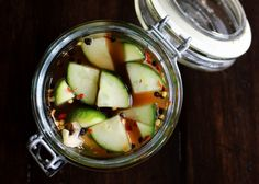 Spicy Garlic Pickles by universityfoodie #Pickles