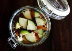 Spicy Garlic Pickles by universityfoodie #Pickles