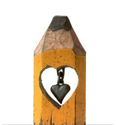 Carving Pencils / Dalton Ghetti
