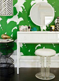Wallpaper - Jewel of Spring by Suzy Hoodless for Osborne & Little