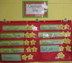 classroom job, schoolclassroom idea, teacher stuff, teacher idea, classroom inspir, classroom manag, teacher help, 3rd grade