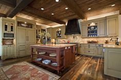 Rustic Kitchen Design, Pictures, Remodel, Decor and Ideas - page 5