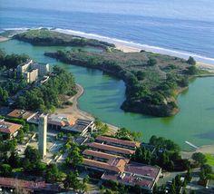 UCSB lagoon (San Nicolas and the UCen)