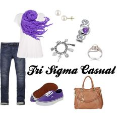 Tri Sigma Casual