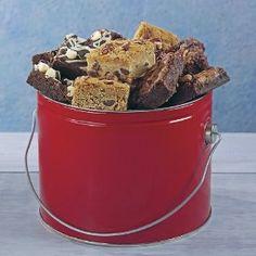 Brownie Bucket-Half Gallon