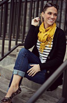 Like the scarf
