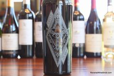 The Reverse Wine Snob: Saved Red Wine 2012 - Full Throttle. Better strap yourself in for this one. Get it for a great price and free shipping from a sponsor! http://www.reversewinesnob.com/2014/10/saved-red-wine.html #wine #winelover