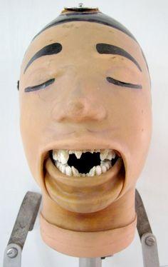 Old sim lab dummy