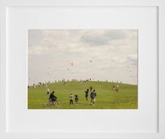 "Beautiful Photo called Kite Hill by Paul Octavious. $50 for 11""x14"""