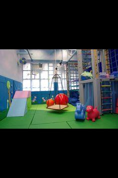 Cool sensory room...