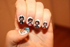 omg- 1D nails!!