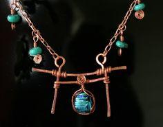 Temple Gate - Copper Wire Jewelers