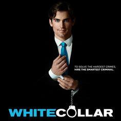 Hire the smartest criminal. White Collar.