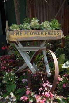 Plow Planter