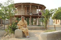 Today at 11:30pm BST/ 6:30pm ET/ 3:30pm PT: learn how 'Rebel Architect' Yasmeen Lari has built over 36,000 homes using vernacular techniques and local materials for Pakistanis affected by floods and earthquakes.