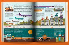 Afar Magazine / Carl Bender    —    #carlbender #bender #infografica #afarmagazine #afar #basic