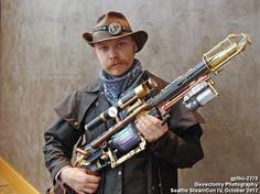 SteamCon IV - Gplbu-2270 - Steampunk Pinkerton by geoectomy.deviantart.com