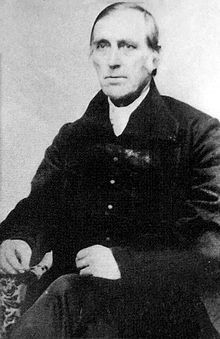 Levi Coffin. President of the Underground Railroad.