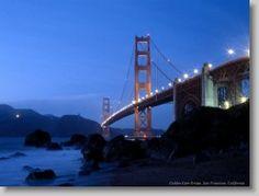 28986 * Golden Gate Bridge, San Francisco, California * 1152 x 864 * (102KB)