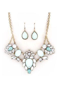 Aspen Blue necklace jewellery #necklace #diamond #diamondnecklace #jewellery