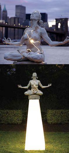 Expansion - sculpture series by Paige Bradley