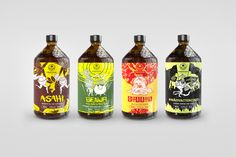 Tropical Brew — The Dieline