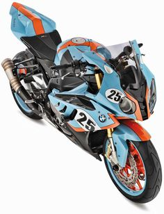 BMW S 1000 RR CURARE - SUPERBIKE