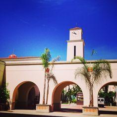 """Having fun exploring campus! @gabireilly's photo: """"Exploring my new campus #SDSU #gradschool"""""""