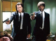 Pulp Fiction - crude, but brilliant!