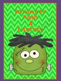 FREE Halloween Math & Literacy from Creating Communicators on TeachersNotebook.com -  (75 pages)  - Halloween Math and Literacy! Everything you need for a Halloween unit!