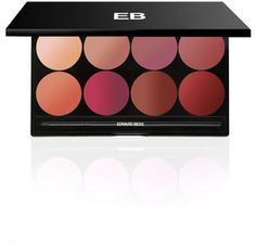 Edward Bess Edward's Best 8-Color Lipstick Palette. #makeup