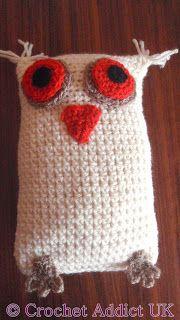 #New   #Free   #Crochet  Pattern ~ #Owl   #Ami  http://www.crochetaddictuk.com/2013/12/owl-ami-free-crochet-pattern.html owl pillows, free crochet, pillow crochet, crochet owls, pillow pattern free owl, crochet pillow, owl ami, crochet patterns, owl patterns