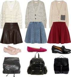 """""""Back to School"""" by stephyhp on Polyvore"""