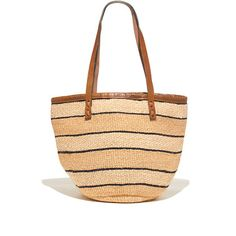 Bamboula Ltd. x Madewell Woven Shoulder Bag
