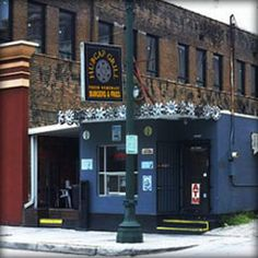 Hubcap Grill Downtown Houston, Texas