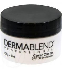 Dermablend Dermablend Cover Creme - Chroma 0 - Pale Ivory, 1 oz