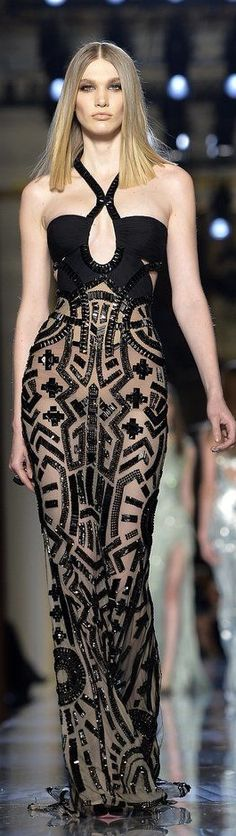 Atelier Versace Couture Spring 2014