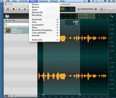Ocenaudio - A Free Audio Editing Tool for Windows, Mac, and Linux teacher resourc