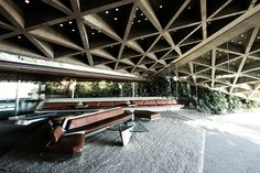 Sheats Goldstein House by John Lautner
