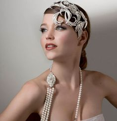 20s fashion hair accessories
