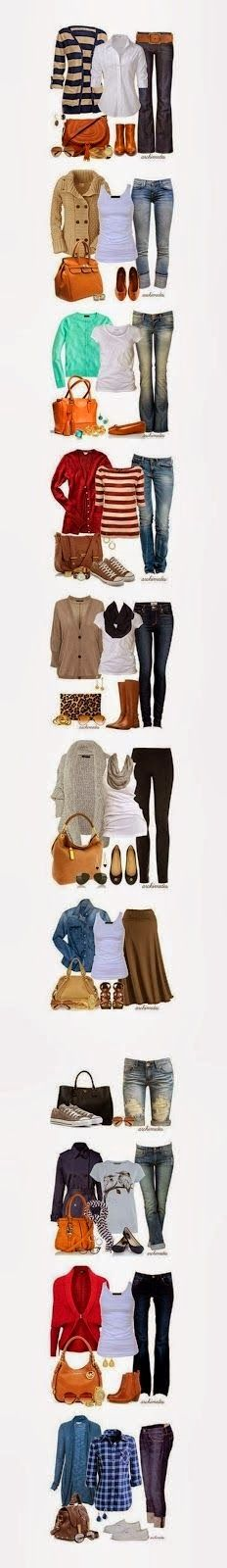 Some hottest winter fashion outfit inspiration for pretty ladies
