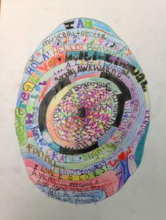 FREE Printables - 3 Fingerprint Poetry Templates