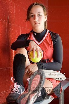 softbal pictur, senior softbal, senior pictur, softball, sport