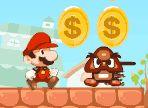 Super Mario ha una nuova ed emozionante missione da compiere. L'obiettivo è sempre lo stesso: salvare la Principessa! Per proseguire con i livelli, devi uccidere i nemici e raccogliere tutte le monete.