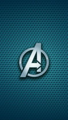 Avengers 2 Age Of Ultron Logo Iphone 6 Wallpaper Superheroes