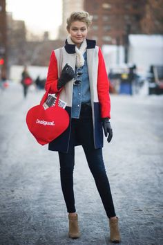 The best street style of NYFW F/W 2014