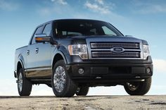 2013 Ford F-150 Pickup Truck Gets Lighter