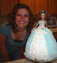 How To Make A Barbie Birthday Cake - HowIsHow Answers Search Engine