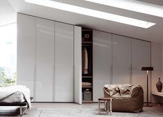 high gloss wardrobe doors